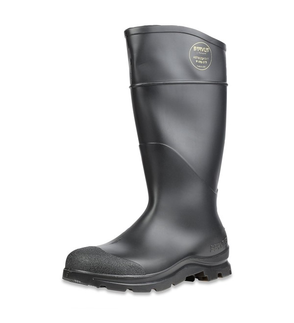 Servus Comfort Technology Steel Boots