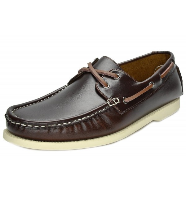 Bruno Bahama Brown Loafers Shoes