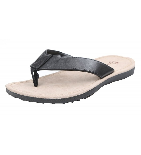 Dosame Couple Womens Leather Sandals