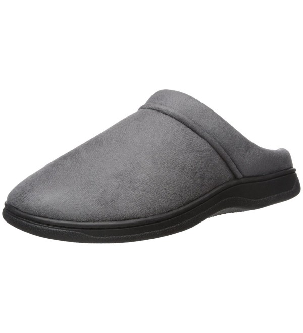 LUXEHOME Indoor Outdoor Fleece Slipper