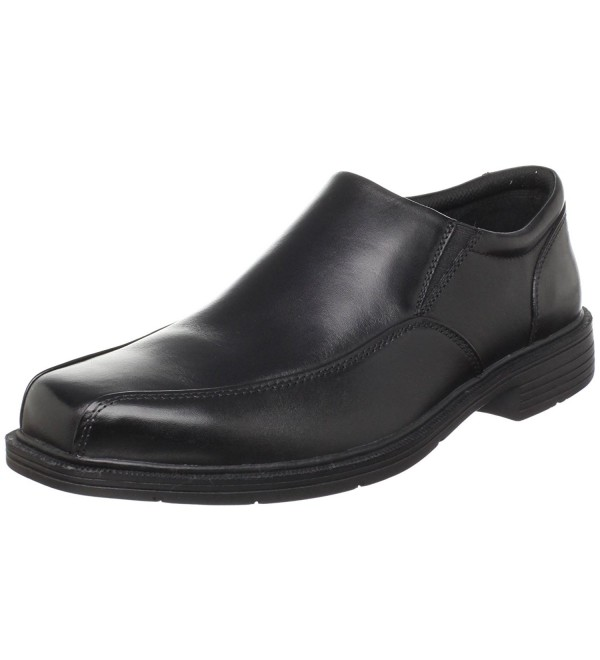 Nunn Bush Jefferson Loafer Black