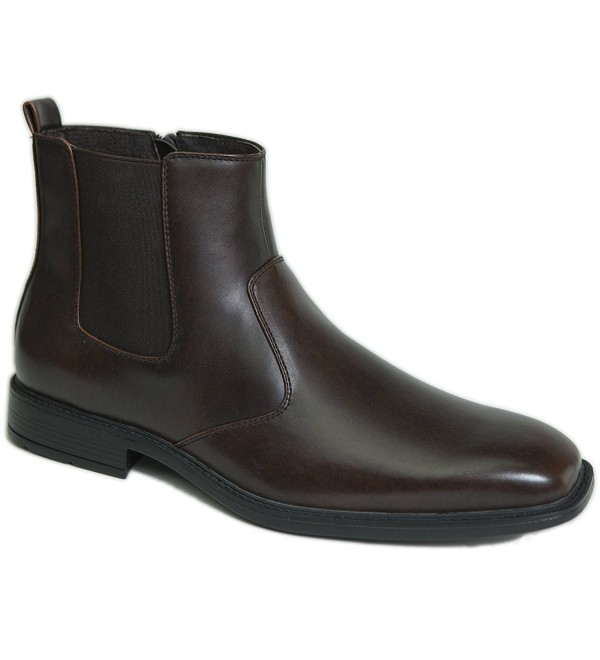 alpine swiss Chelsea Boots Zipper