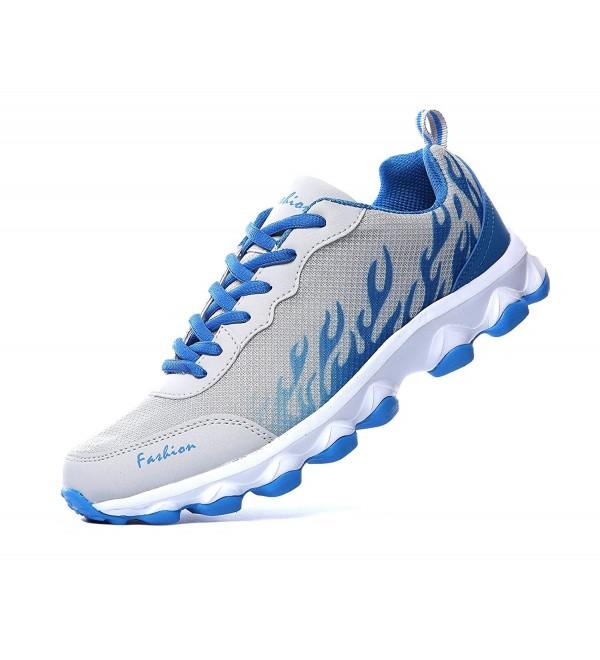 WELMEE Comfortable Breathable Sneakers Lightweight
