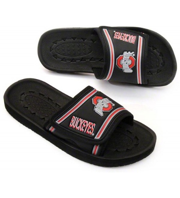 College Beach Hopper Slide Sandals