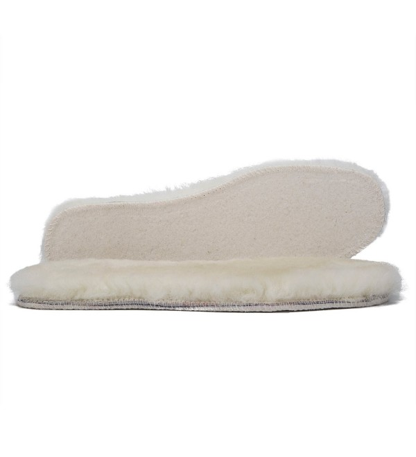 APELPES Sheepskin Replacement Insoles Premium