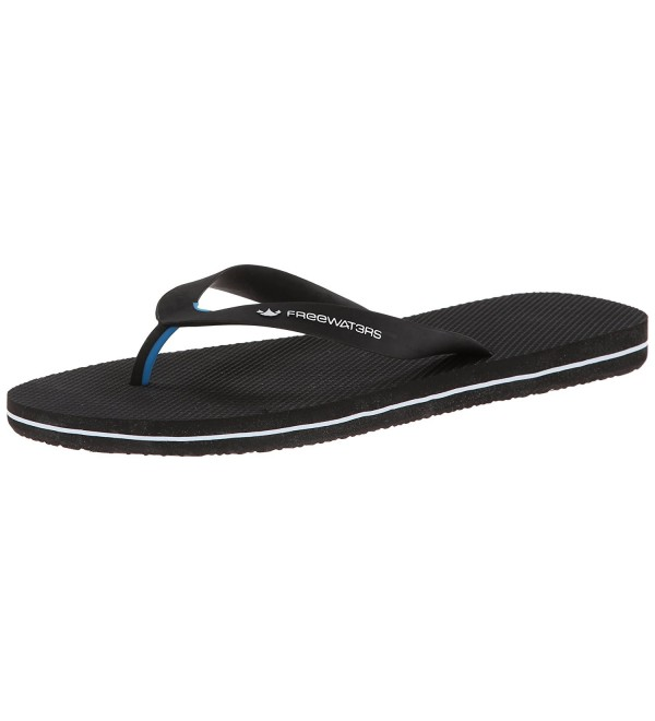 Freewaters Mens Friday Sandal Black
