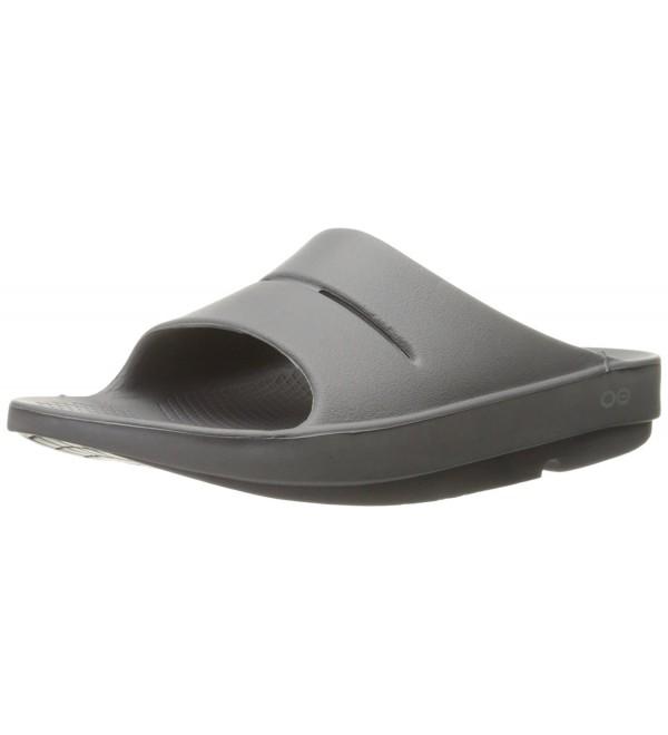 OOFOS Womens Unisex Slide Sandal
