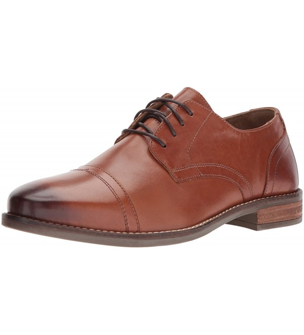 Nunn Bush Chester Oxford Cognac