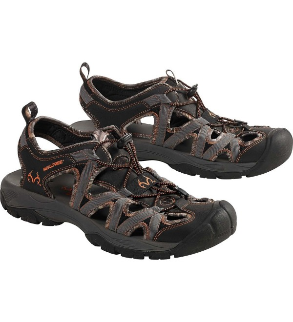 Legendary Whitetails Barracuda Realtree Sandal