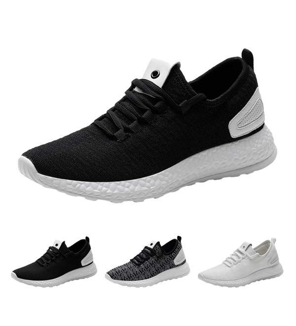TUCSSON Lightweight Athletic Sneakers Breathable