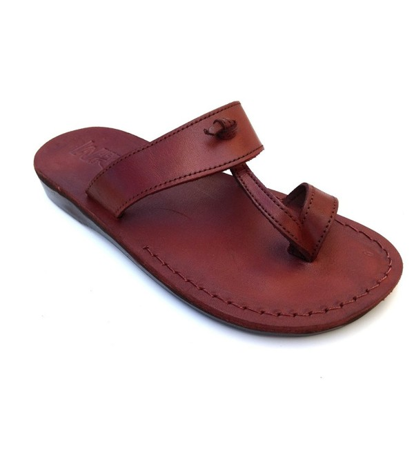 SANDALIM Genuine Leather Sandals Biblical