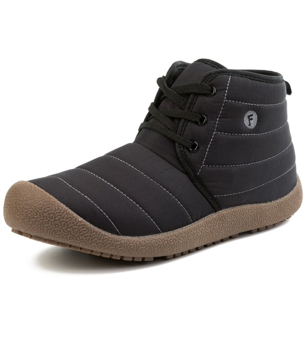 JOINFREE Booties Waterproof Sneakers Men