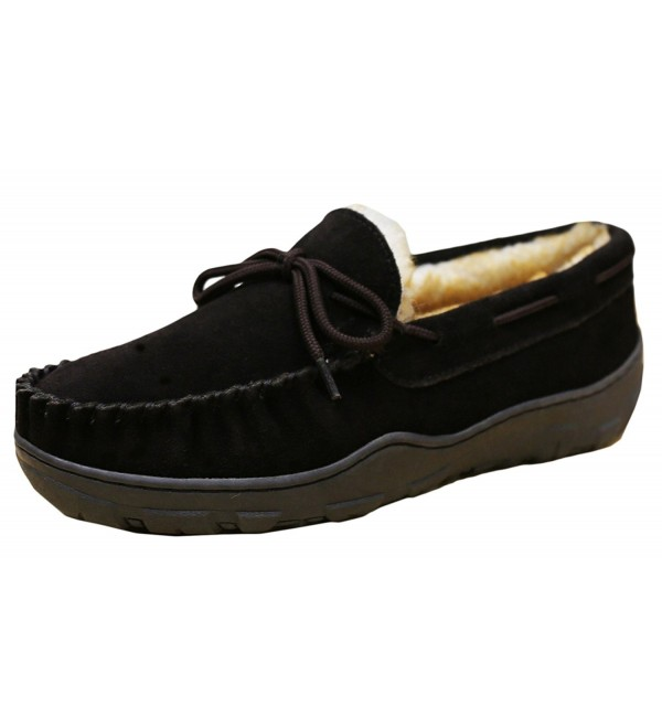 Tamarac Slippers International Shearling Moccasin