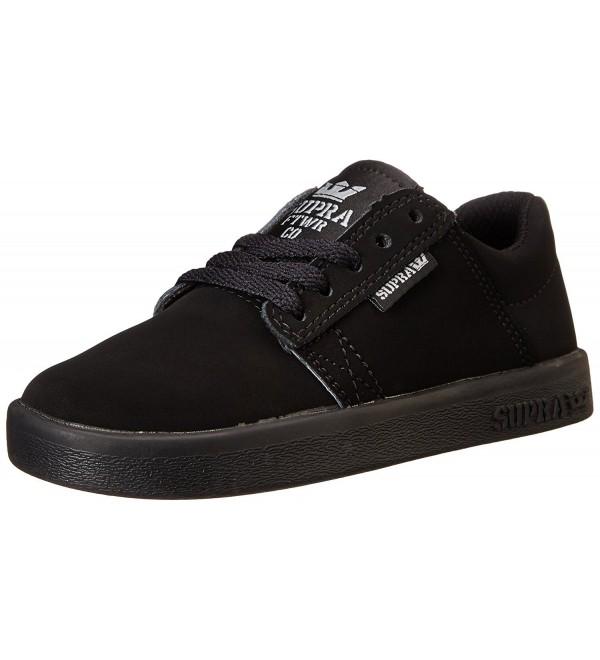 Supra Kids Westway Black Skate