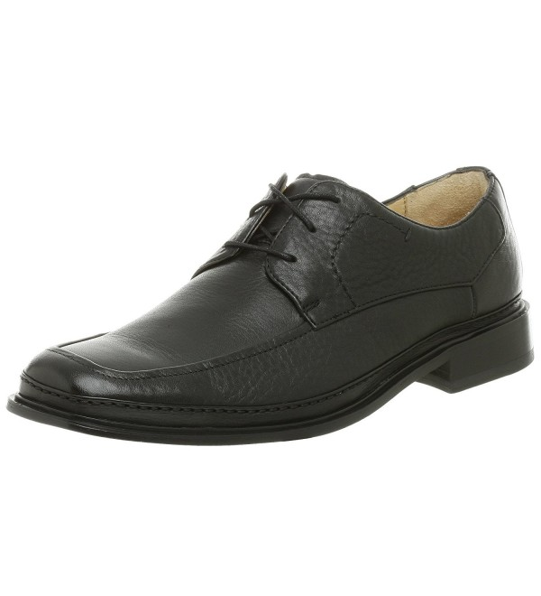 Brass Boot Gallagher Oxford Black