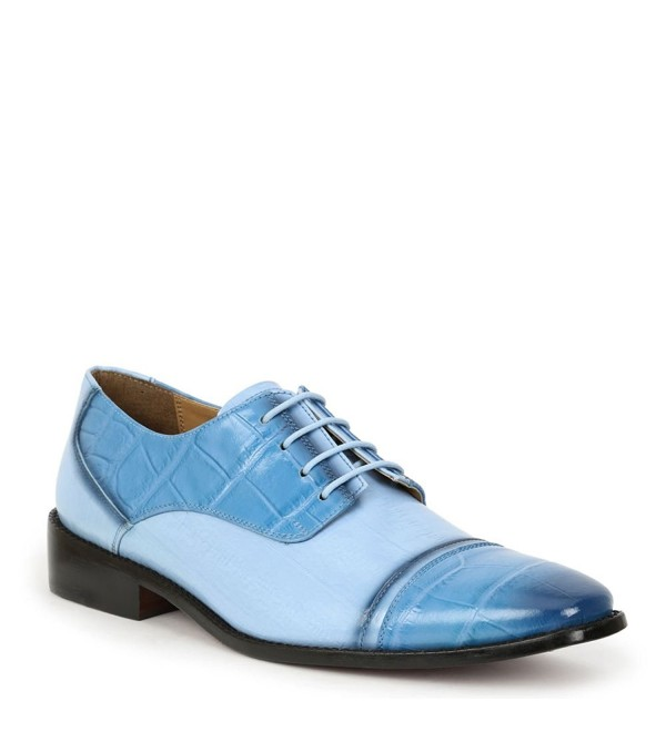 Giorgio Brutini Hadley Oxford Blue Light