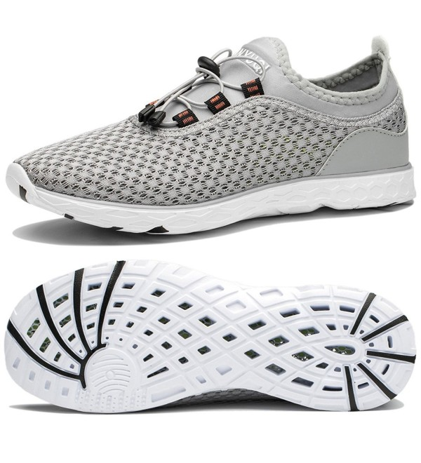 Tianyuqi Mens Mesh Water Shoes
