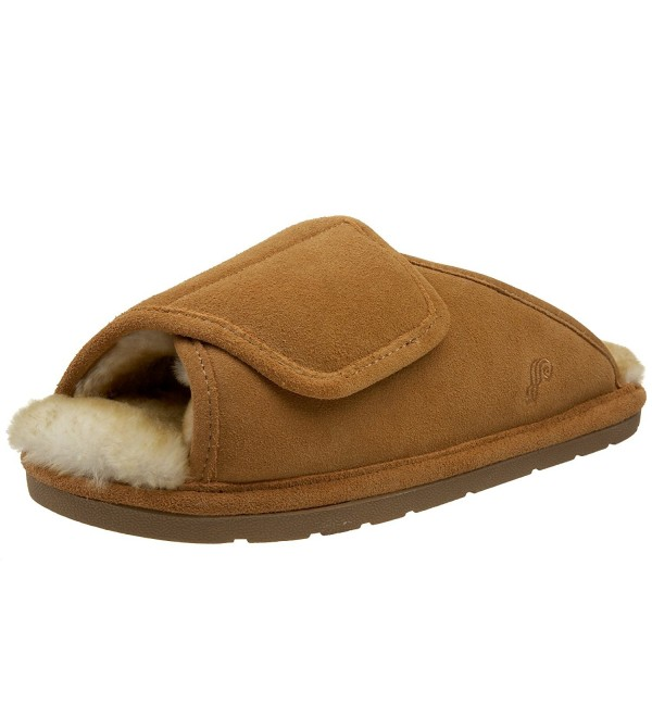 Lamo M0604 Mens Wrap Slipper