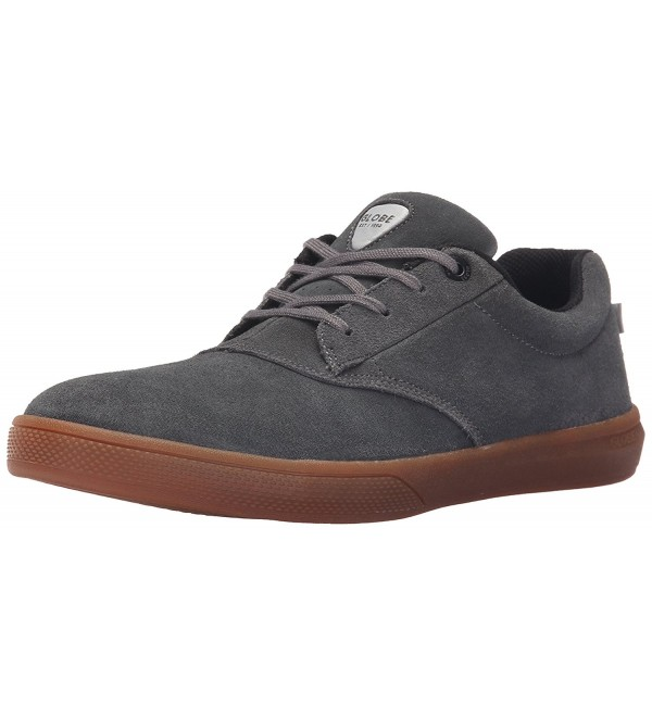 Globe Mens Eagle Skateboarding Charcoal