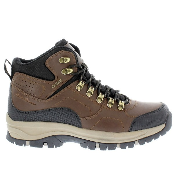 Eddie Bauer Waterproof Hiking Brown