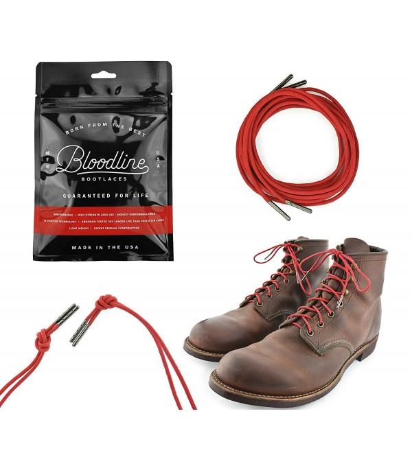 Bloodline Hiking Laces XS Wildfire