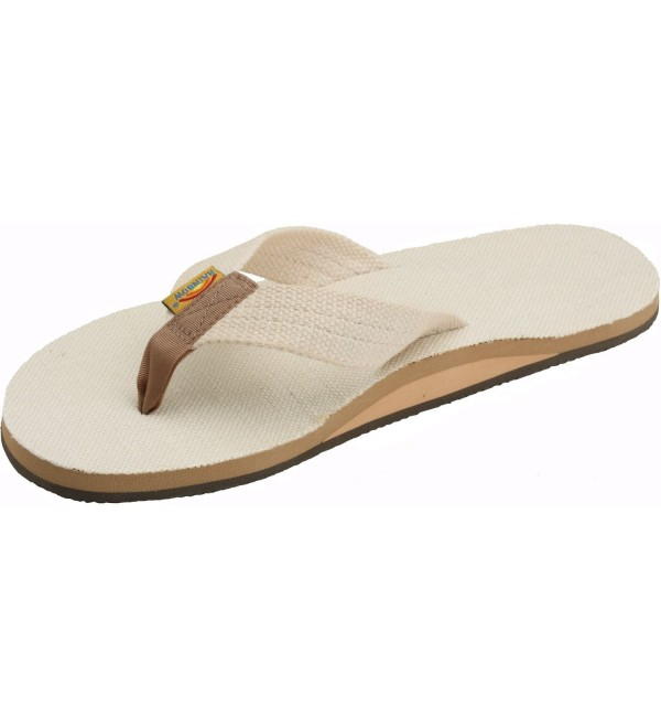 Rainbow Sandals Mens Hemp Eco Sandals