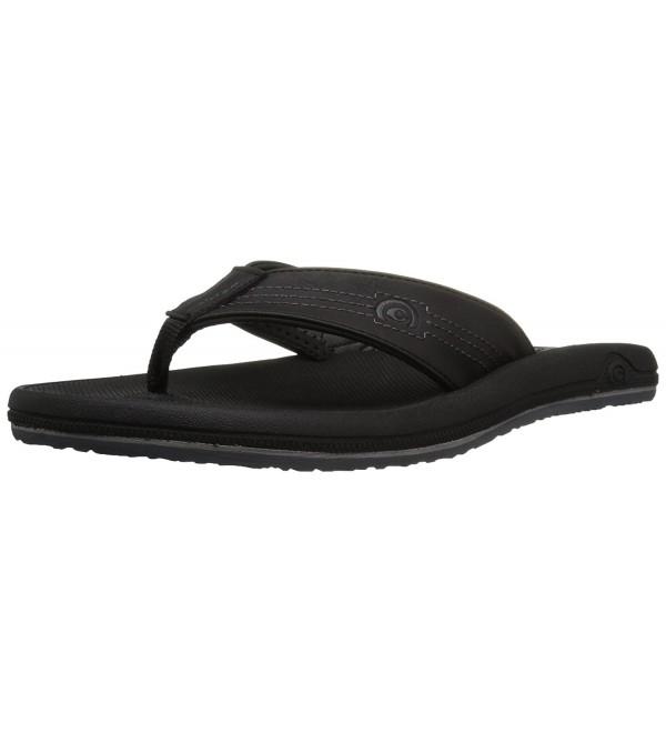 Cobian Mens OTG Flip Flop Black