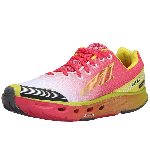 Altra Womens Impulse Running Magenta