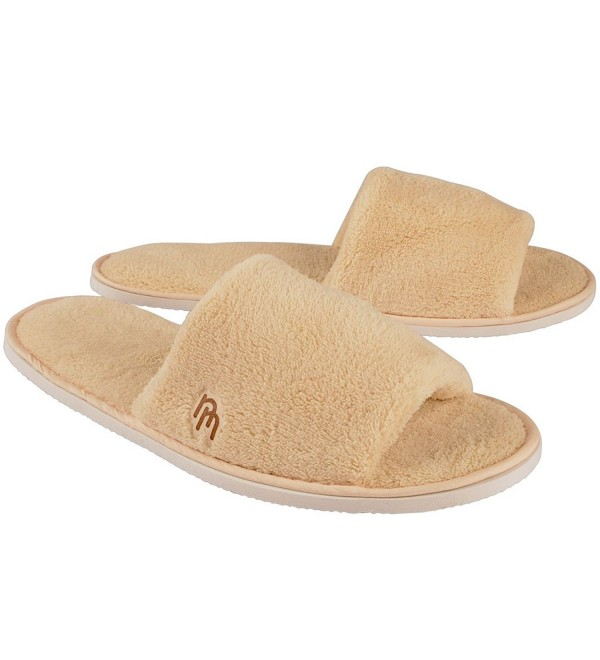 Woodland Coral Fleece Travel Slipper