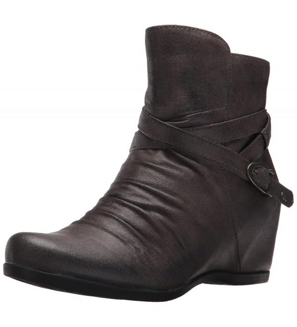 BareTraps Womens Ankle Bootie Dark