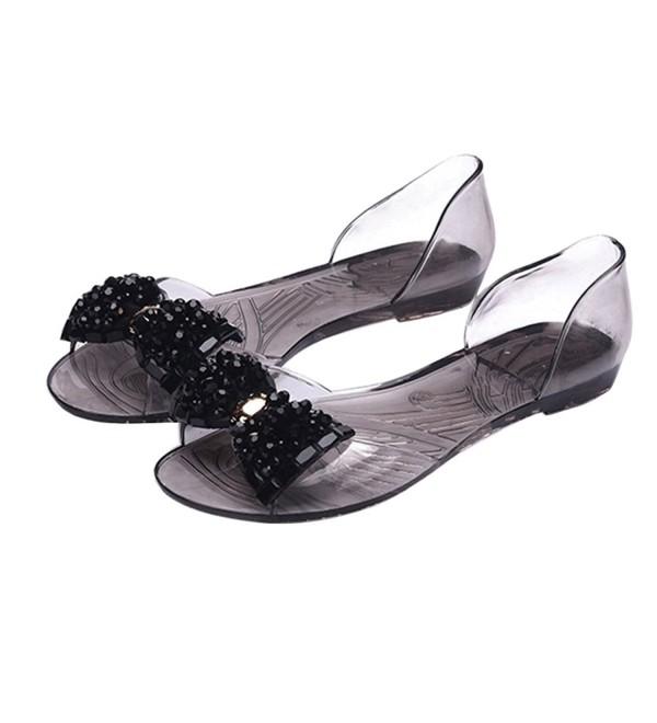 OMGard Sandals Summer Ribbon Sandal