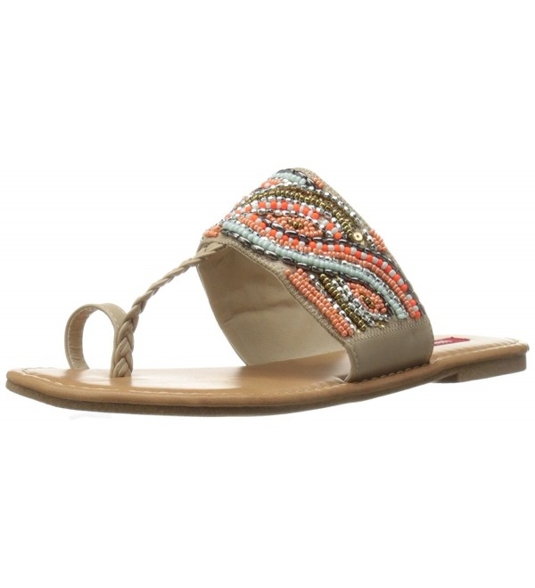 UNIONBAY Womens Tyro Sandal Orange