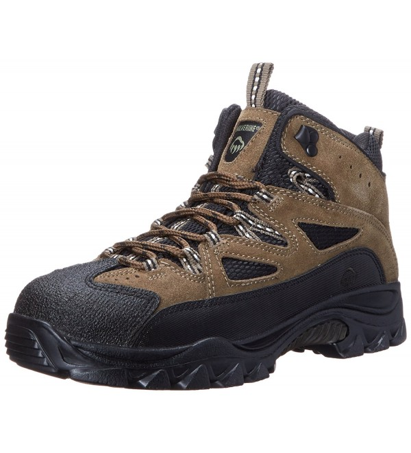 Wolverine Fulton Hiking Hedge black