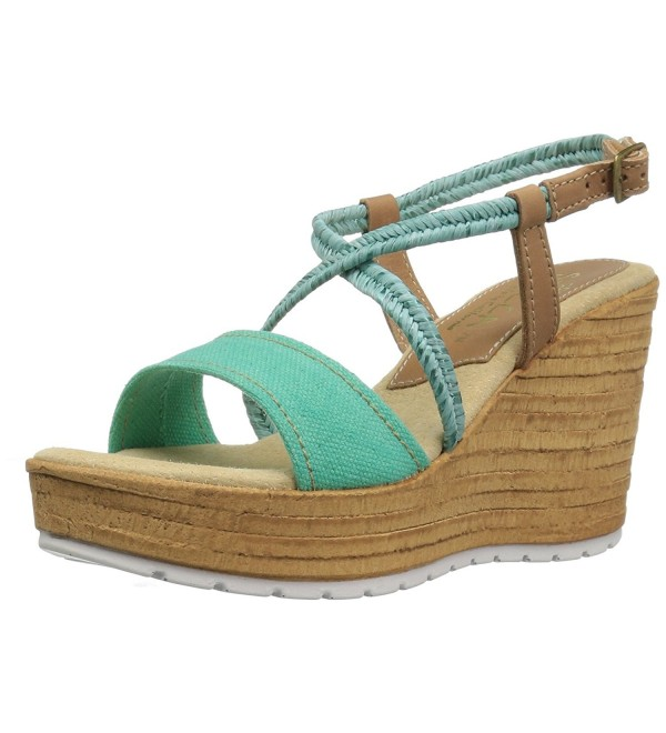 Sbicca Womens Alonza Sandal Turquoise