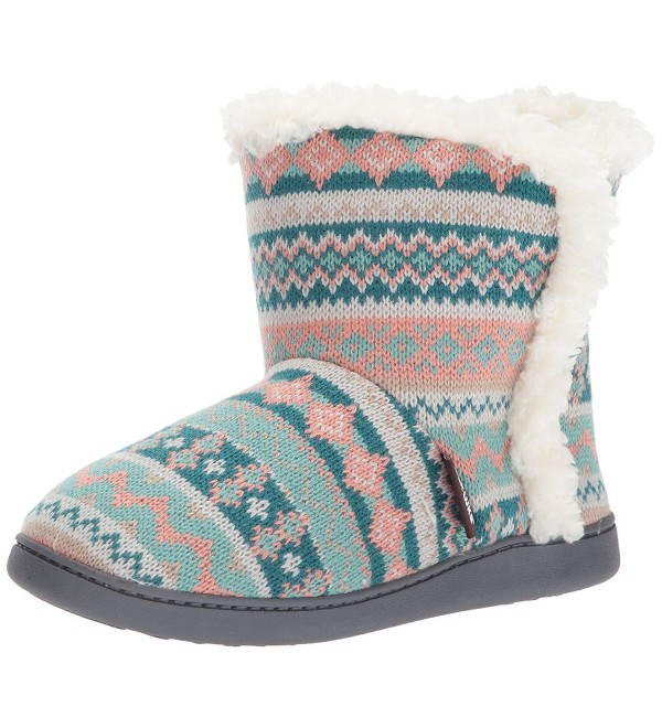 MUK LUKS Womens Cheyenne Slipper