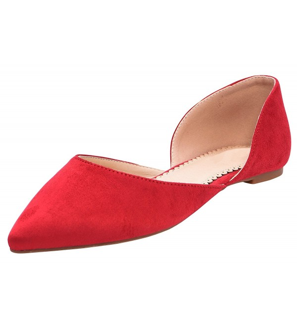 Cambridge Select Womens Closed Pointed