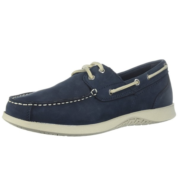 Nunn Bush Mens Bayside Two Eye