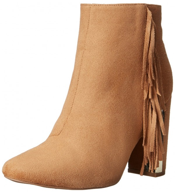 Qupid Womens Panel Boot Toffee