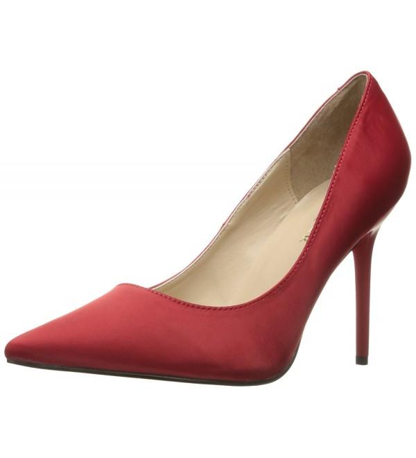 Pleaser Womens Clas20 Slide Satin