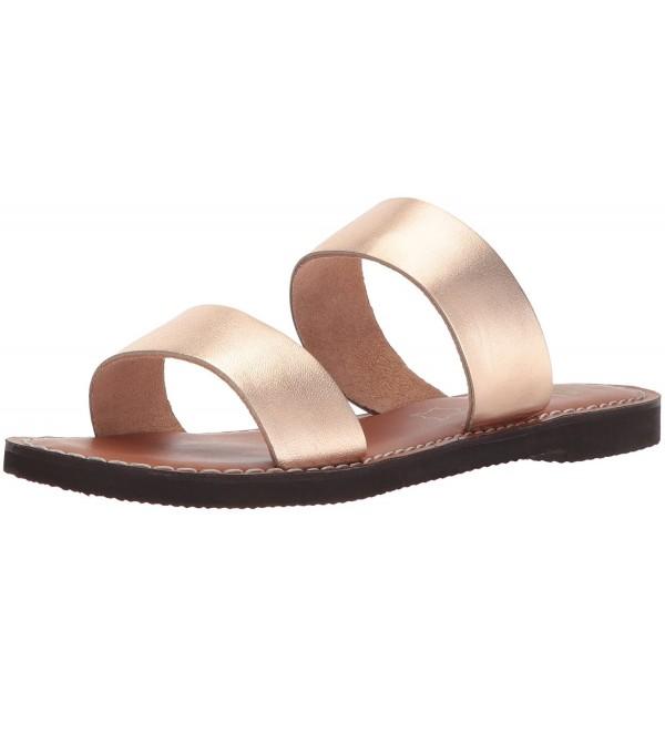 MIA Womens Nila Slide Sandal
