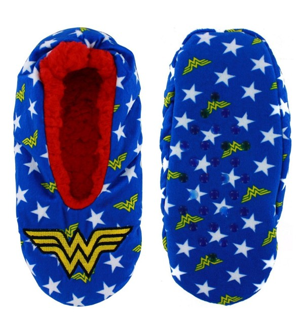 Comics Wonder Woman Slippers X Large