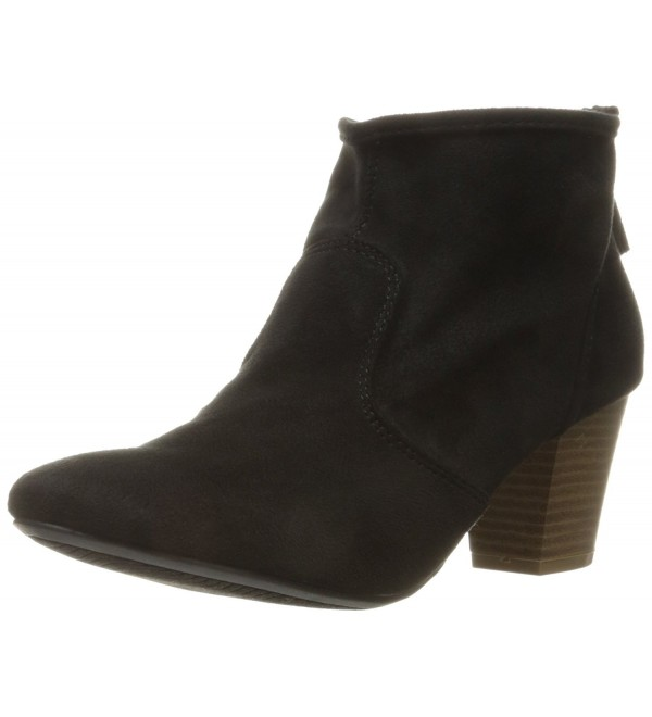 Qupid Womens Rix 01 Ankle Bootie