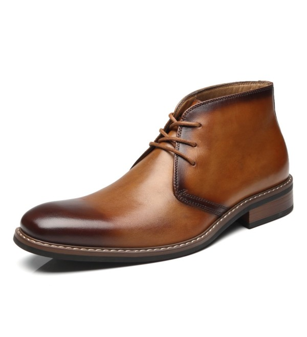 Milano Leather Chukka Classic Fashion