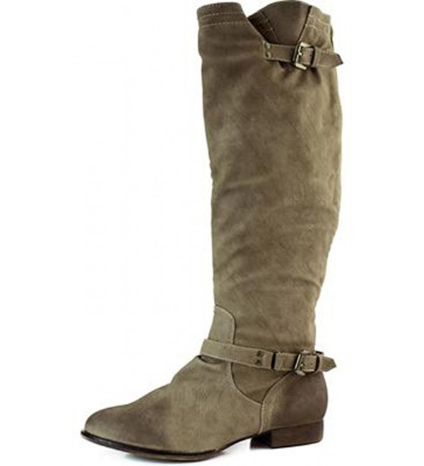 Womens Leather Buckle Strappy Dakkeni 3