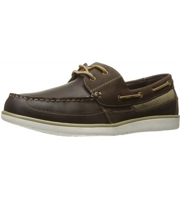 GBX Mens Ennis Oxford Brown