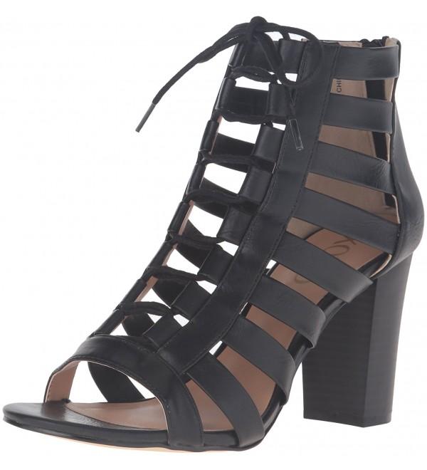 XOXO Womens Beckie Heeled Sandal