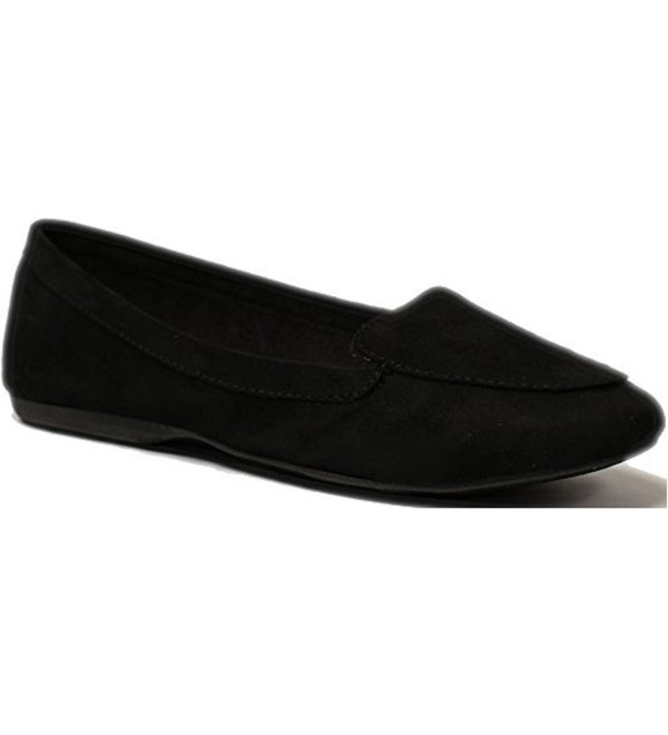 Jellypop BELLO Black Suede 7